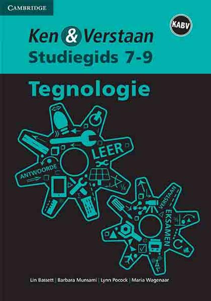 Ken & Verstaan Tegnologie Graad 7-9 (KABV) Digital Edition
