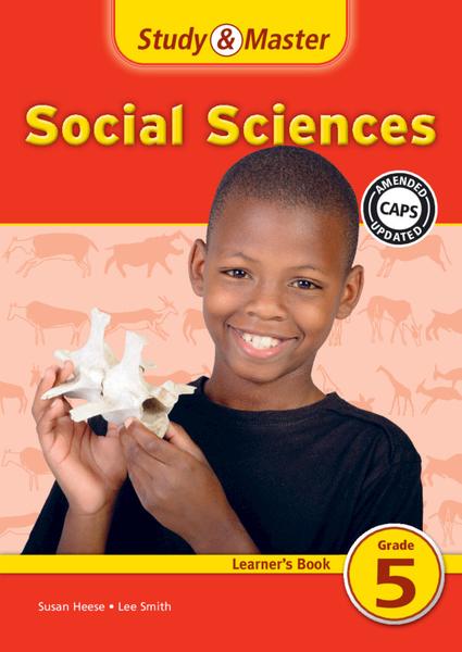 Study & Master Social Sciences Grade 5 Learner's Book (1 year) Digital Edition