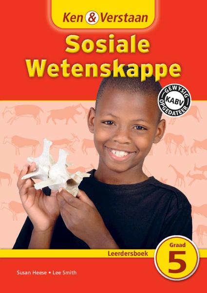 Ken & Verstaan Sosiale Wetenskappe Graad 5 Leerdersboek (1 year) Digital Edition