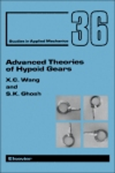 Picture of Advanced Theories of Hypoid Gears