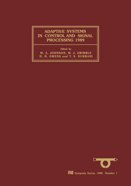 Picture of Adaptive Systems in Control and Signal Processing 1989