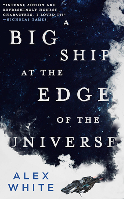 Picture of A Big Ship at the Edge of the Universe