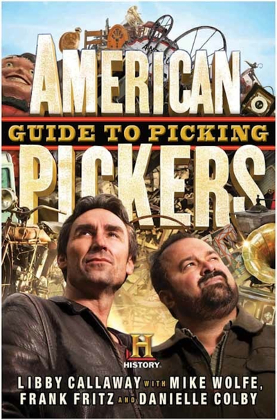 Picture of American Pickers Guide to Picking