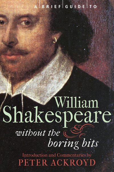 Picture of A Brief Guide to William Shakespeare