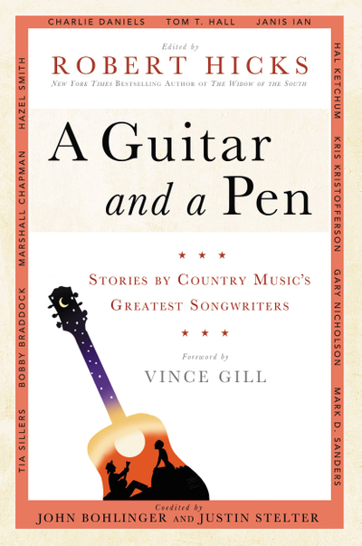 Picture of A Guitar and a Pen