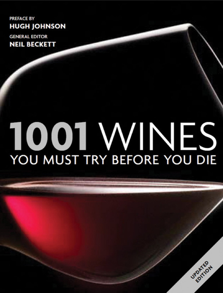 Picture of 1001 Wines You Must Try Before You Die