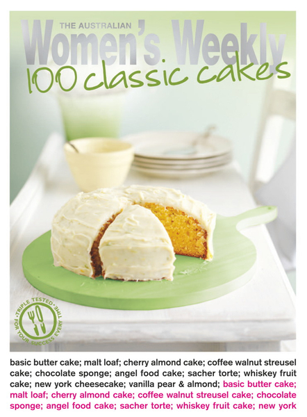 Picture of 100 Classic Cakes