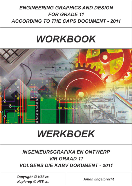 Engineering Graphics And Design Workbook For Grade 11