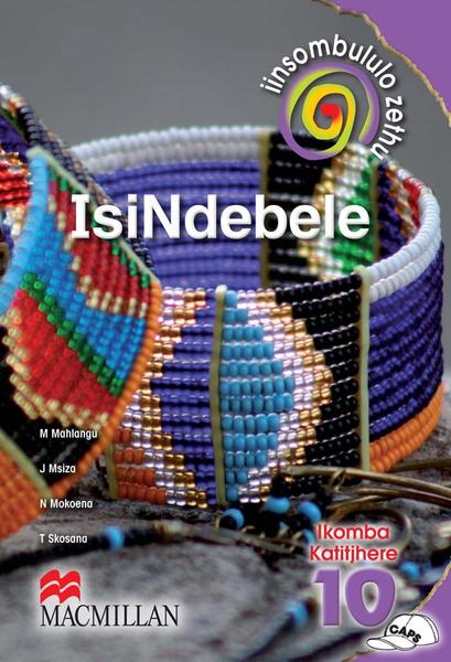 Picture of IINSOMBULULO ZETHU ISINDEBELE HOME LANGUAGE GRADE 10 TEACHERS GUIDE