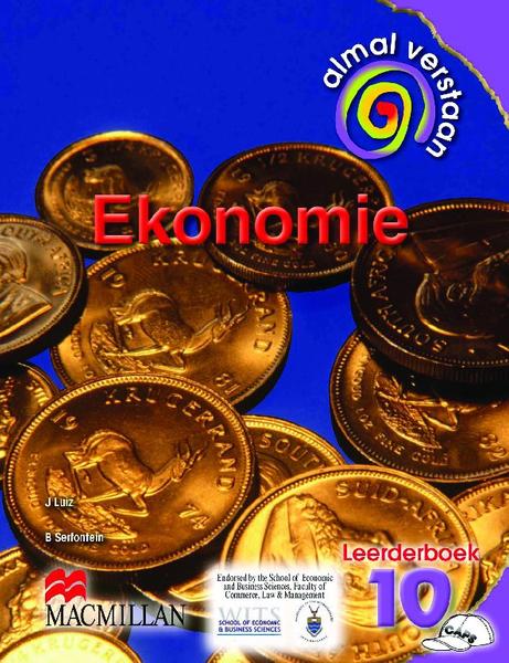 Almal Verstaan Ekonomie Graad 10 Leerderboek