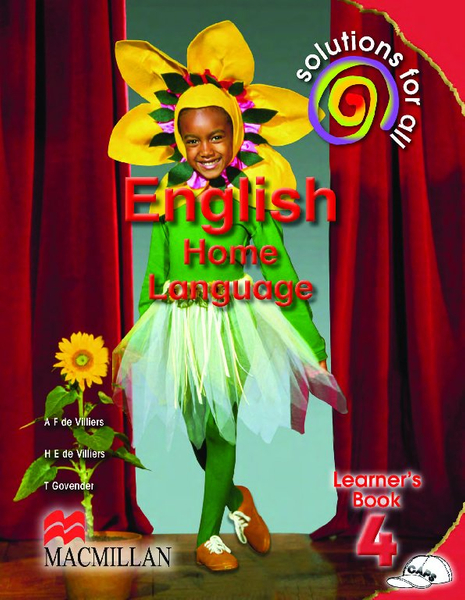 Solutions for all English Home Language Grade 4 Learner's Book