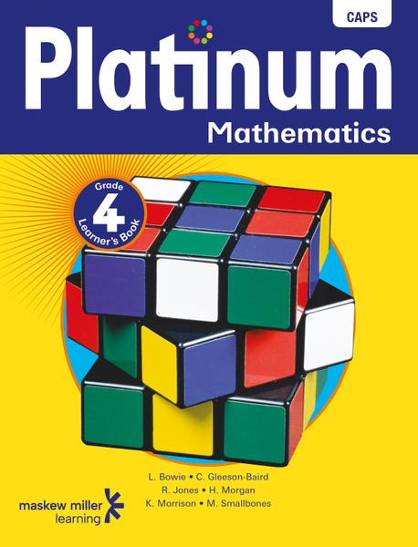Platinum Mathematics Grade 11 Learners Book