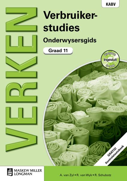 Picture of Verken Verbruikerstudies Graad 11 Onderwysersgids ePDF (1-year licence)