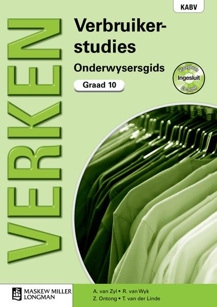 Picture of Verken Verbruikerstudies Graad 10 Onderwysersgids ePDF (1-year licence)