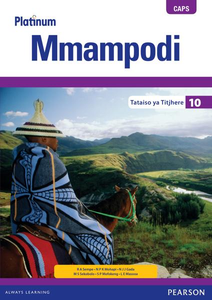 Picture of Platinum Mmampodi (Sesotho HL) Grade 10 Teacher's Guide ePDF (1-year licence)