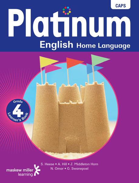 Platinum English Home Language Grade 4 Learner's Book ePDF (1-year