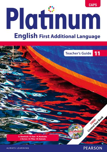 Platinum English First Additional Language Grade 11
