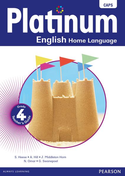 Platinum English Home Language Grade 4 Teacher's Guide ePDF