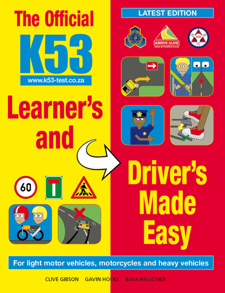 the official k53 learner s and driver s made easy snapplify store