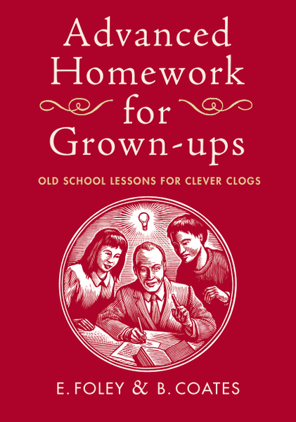 Picture of Advanced Homework for Grown-ups
