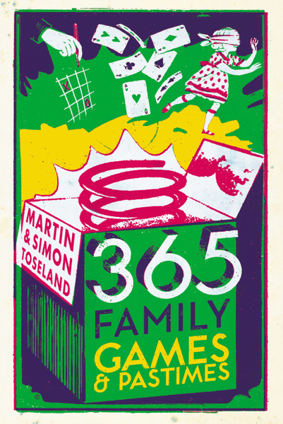 Picture of 365 Family Games and Pastimes