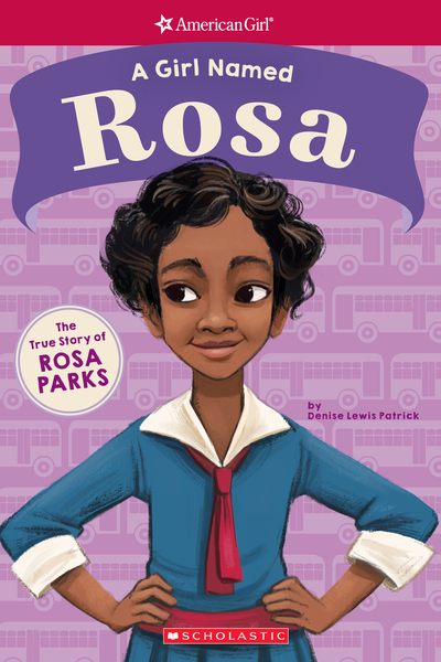Picture of A Girl Named Rosa: The True Story of Rosa Parks (American Girl True Stories)