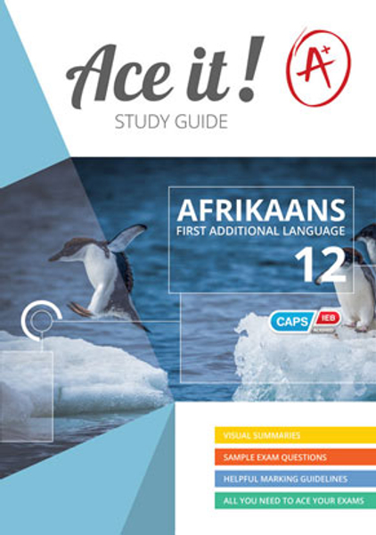 Picture of Ace it! Afrikaans First Additional Language Grade 12