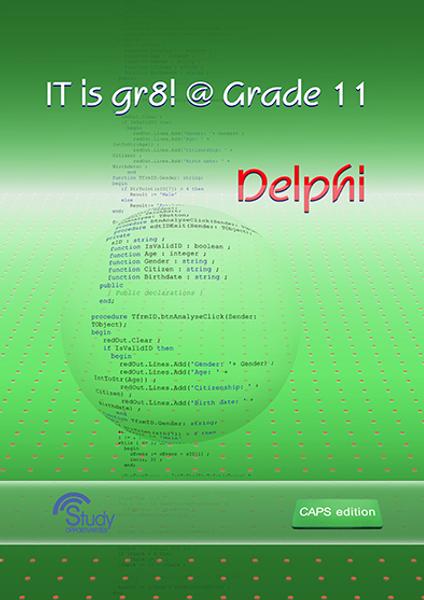 IT is gr8! @ Grade 11; Delphi