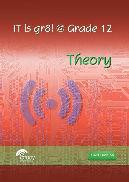 IT is gr8! @ Grade 12; Theory