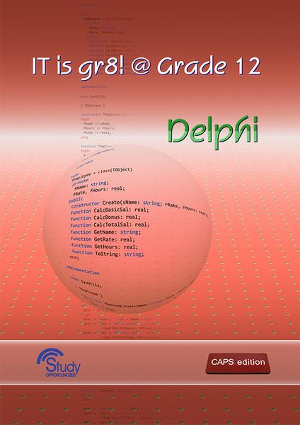 IT is gr8! @ Grade 12; Delphi