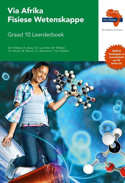 Via Afrika Fisiese Wetenskappe Graad 10 Leerderboek
