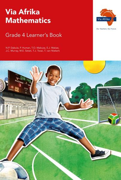 Via Afrika Mathematics Grade 4 Learner's Book