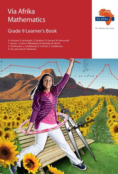 Via Afrika Mathematics Grade 9 Learner's Book