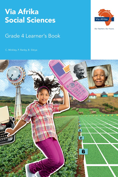 Via Afrika Social Sciences Grade 4 Learner's Book