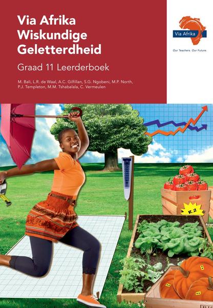 Via Afrika Wiskundige Geletterdheid Graad 11 Leerderboek