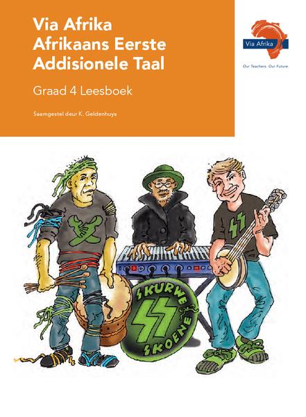 Via Afrika Afrikaans FAL G04 Leesboek (PDF)