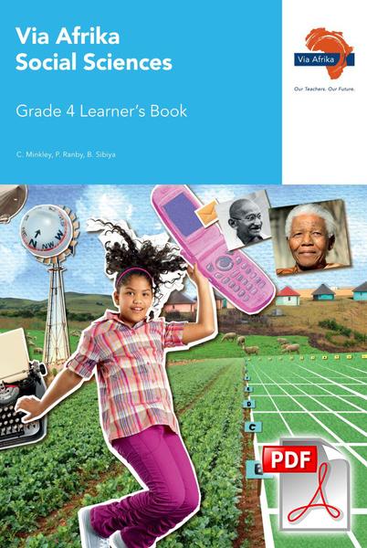 Via Afrika Social Sciences Grade 4 Learner's Book (PDF)