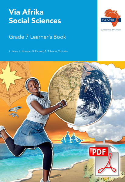 Via Afrika Social Sciences Grade 7 Learner's Book (PDF)