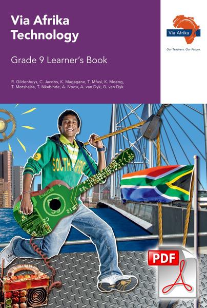 Via Afrika Technology Grade 9 Learner's Book (PDF)