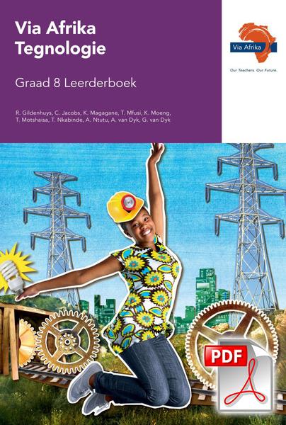 Via Afrika Tegnologie Graad 8 Leerderboek (PDF)