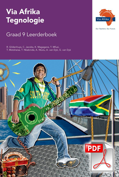 Via Afrika Tegnologie Graad 9 Leerderboek (PDF)