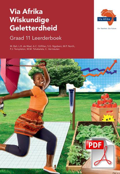Via Afrika Wiskundige Geletterdheid Graad 11 Leerderboek (PDF)