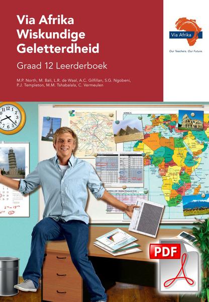 Via Afrika Wiskundige Geletterdheid Graad 12 Leerderboek (PDF)