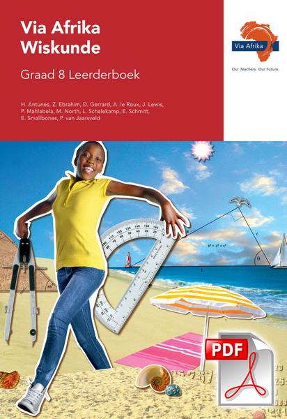 Via Afrika Wiskunde Graad 8 Leerderboek (PDF)