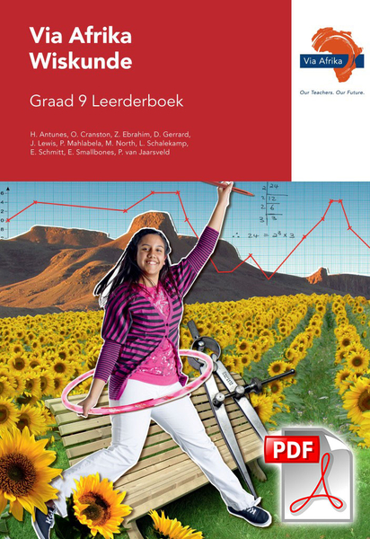 Via Afrika Wiskunde Graad 9 Leerderboek (PDF)