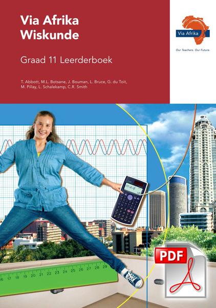 Via Afrika Wiskunde Graad 11 Leerderboek (PDF)