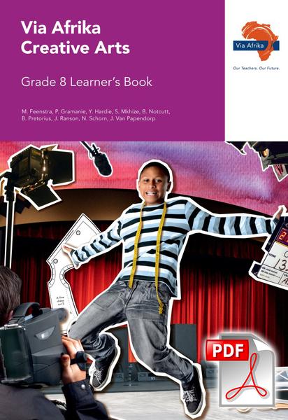 Via Afrika Creative Arts Grade 8 Learner's Book (PDF)