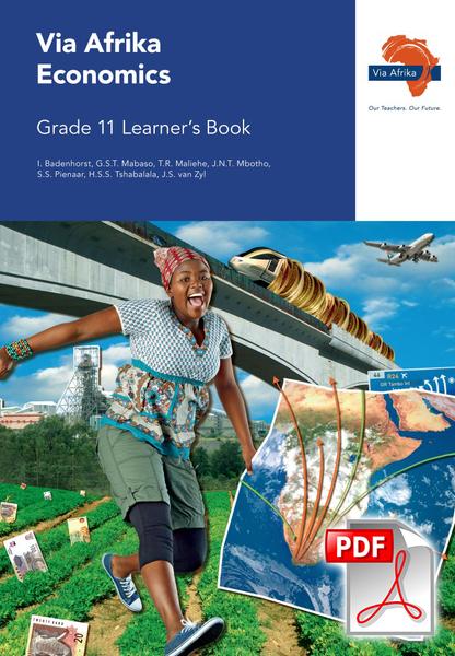 Via Afrika Economics Grade 11 Learner's Book (PDF)