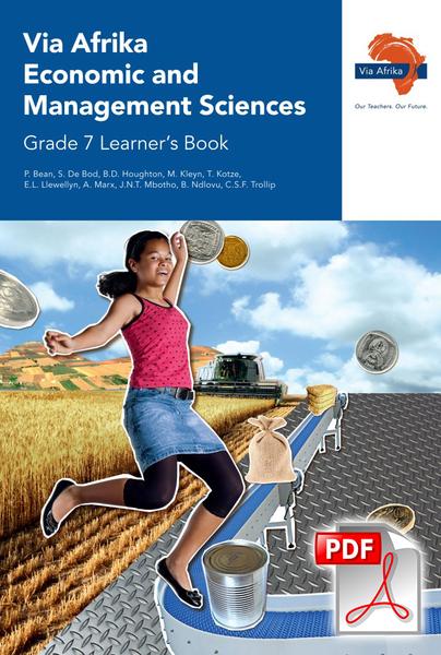 Via Afrika Economic and Management Sciences Grade 7 Learner's Book (PDF)