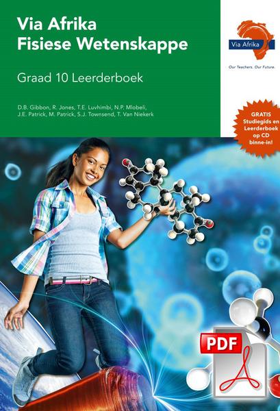 Via Afrika Fisiese Wetenskappe Graad 10 Leerderboek (PDF)